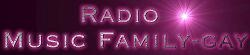 Radio Music Family Gay