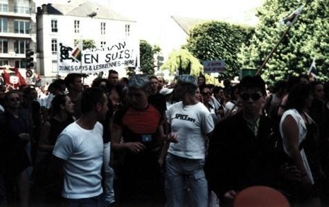 rencontre rennes gay community à Villeurbanne