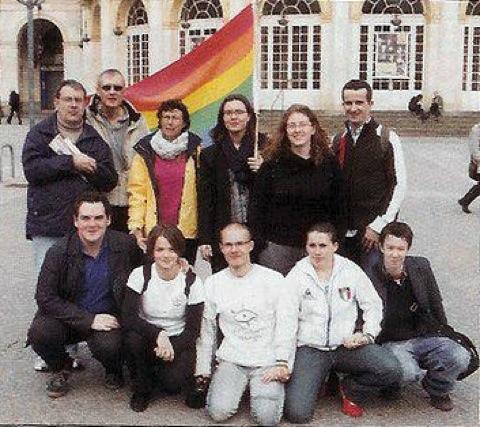 gay rennes rencontre à Saint-Nazaire