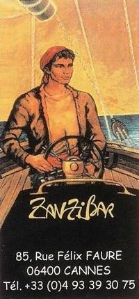 Pub Zanzibar des années 2000